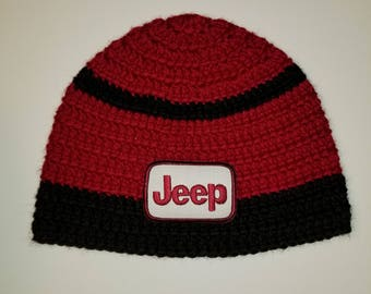 4cc86b43b80 Jeep Beanie  Customize your hat color