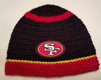 e985c95b778 San Francisco 49ers NFL Football Team Beanie