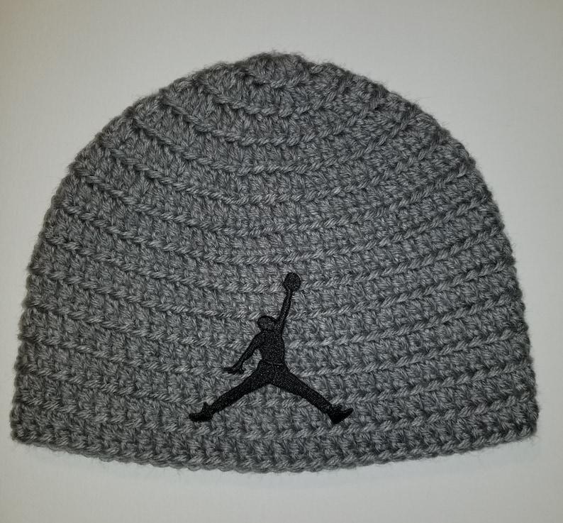 7b70cb4cdf0b6 Air Jordan Beanie Customize your hat color