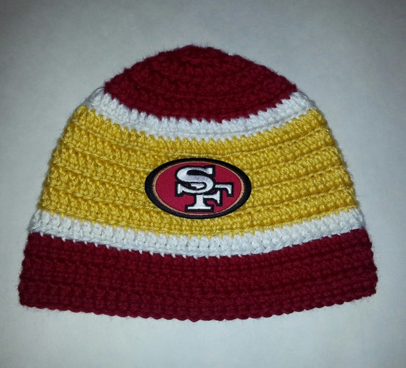 229fa718b52 San Francisco 49ers NFL Football Beanie