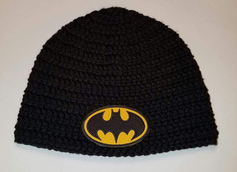 34de14c38684e Batman Beanie