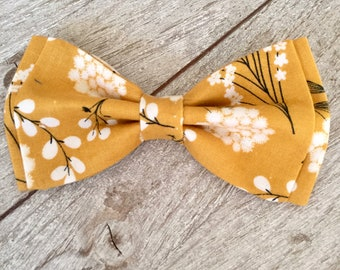 38b869d941f0 Mustard Bow Tie, Gold White Bow Tie, Gold Bow Tie, Boys Bow Tie, Toddler  Bow Tie, Kids Bow Tie, Infant Bow Tie, Mens Bow Tie, Pocket Square