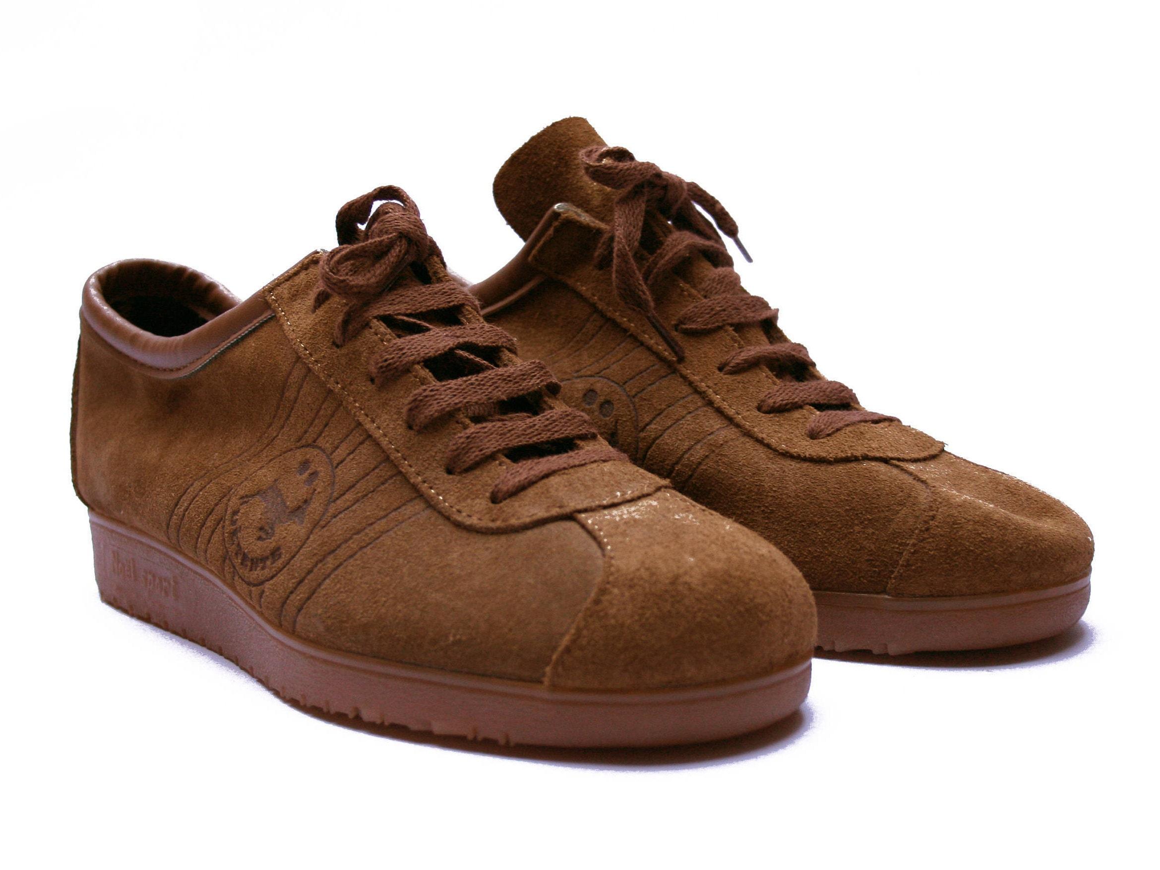 Chaussures Ganga années NOEL Ganga neuves 80 vintage Ganga Baskets q5fUx4w0