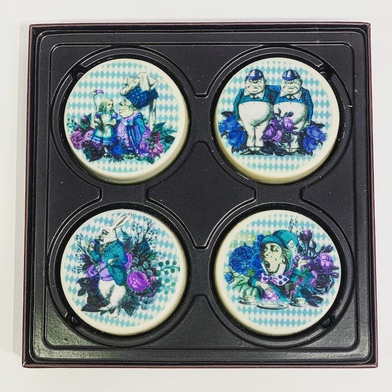 Alice in Wonderland Oreos image 0