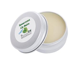 Spearmint Lip Balm (Vegan)