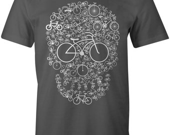 Cycle Skull T-Shirt