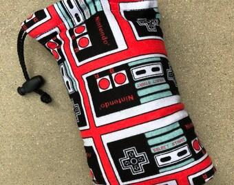 Nintendo Controller Padde Pipe Bag