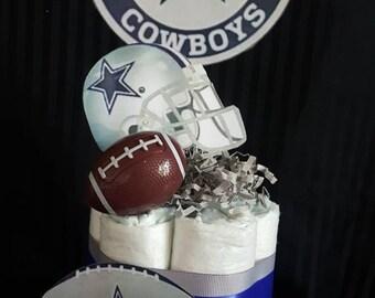 Admirable Dallas Cowboys Cake Etsy Download Free Architecture Designs Scobabritishbridgeorg