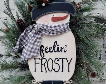 K289 Feelin Frosty