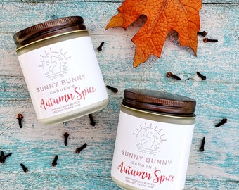 Pumpkin Spice Whipped Body Butter | Organic Gifts For Her | Skin Care Gifts | Gifts For Mom | Gifts for Vegans | Gift Ideas | Moisturizer