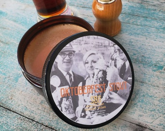 Shaving Soap | Father's Day Gifts | Oatmeal  Beer Shave Soap | Funny Gift For Him | Gifts For Dad | Dad Birthday Gifts | Husband Gifts