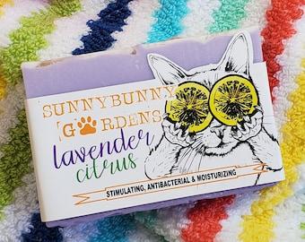 Lavender Lemon Soap | Soap for Girls | Tween Gifts | Girl Gifts