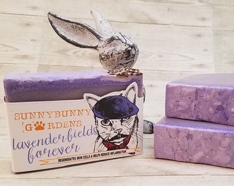 Lavender Soap Bar, Handmade Gifts For Her,