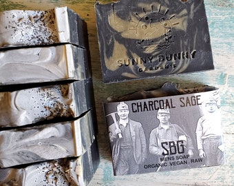 Men Self Care Gift Bag Vegan Soap Bar Organic Shaving Soap Men Lip Balm Spa Kit Perfect for Valentine Thinking Of You Gift For Him