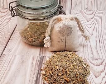 Bulk Rosemary Citrus Sachet | Rosemary Sachet | Citrus Air Freshener | Air Freshener | Dresser Sachet | Aromatherapy Sachet