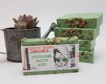 Handmade Mint Soap, Natural Mint Soaps, Organic Peppermint, Soap for Acne, Vegan Soap, Refreshing The Mind, Organic Soap, Soap For Dry Skin