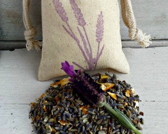 Scented Herb Sachets