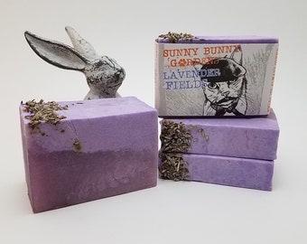 Lavender Soap, Handmade Lavender Soaps, Soap for Vegans, Healthy Soap Bar, Soap for Dry Skin, Moisturizing Soaps, Gift for Her, Soap