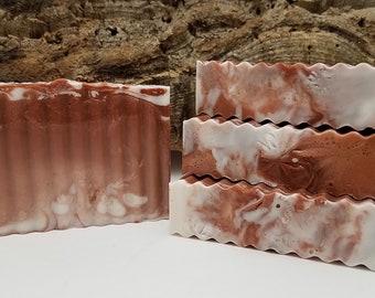 Birch Soap, Handmade Soap for Men, All Natural Soap, Wholesale Vegan Soap for Men, Soap Men Like, Fun Gifts for Men, BULK Shave Soap