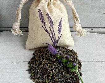 BULK Lavender Sachet Bags | Lavender Aromatherapy Sachets | All Natural Lavender Sachets | BULK Lavender Wedding Favor | BULK Laundry Bags