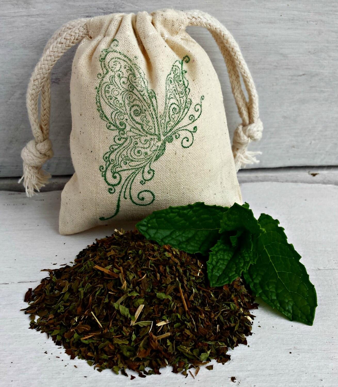 Mint Sachets In Bulk Peppermint Favor Bags For Wedding Favors