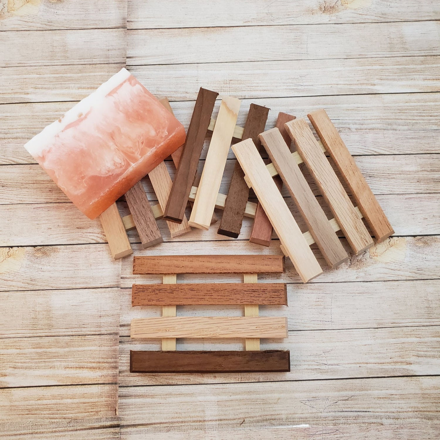 Wholesale Rustic Wooden Soap Dish | Reclaimed Wood | Soap Dish