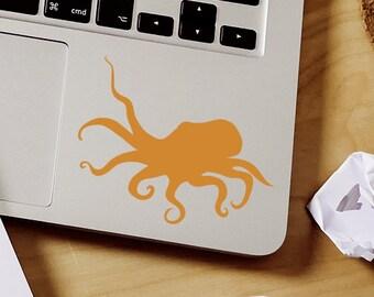 Octopus Vinyl Decal Sticker - Octopus sticker - Octopus silhouette -  Octopus Decal