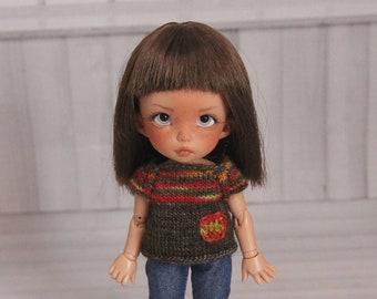 Pukifee sleeveless sweater