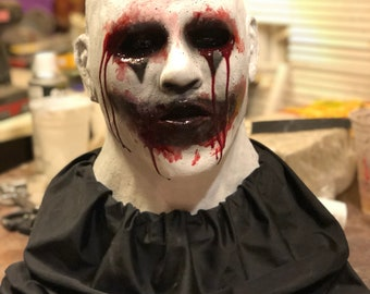 Hellhouse Clown Mask