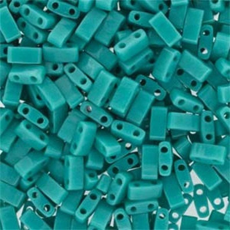 Opaque Turquoise AB Toho Japanese Seed Beads 10g Size 11//0 2.2 mm