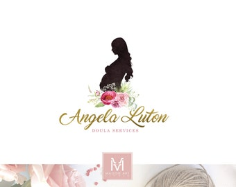 Doula Logo, Birth Logo ,Baby Logo ,Premade Logo ,Photography Logo ,Bespoke Logo, Watermark Logo ,Birth Center Logo, Birth Services Logo