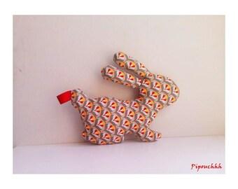 Decoration / toy Mango Red