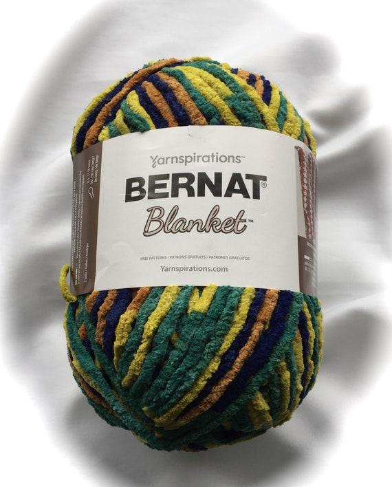 bébé jaune-fil Bernat 65 m 100 g small polyester baby blanket Boule de Fil