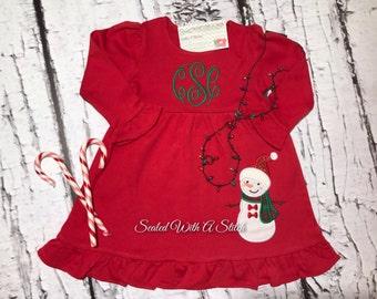 2fd90b6b844d Toddler Christmas Dress or Shirt