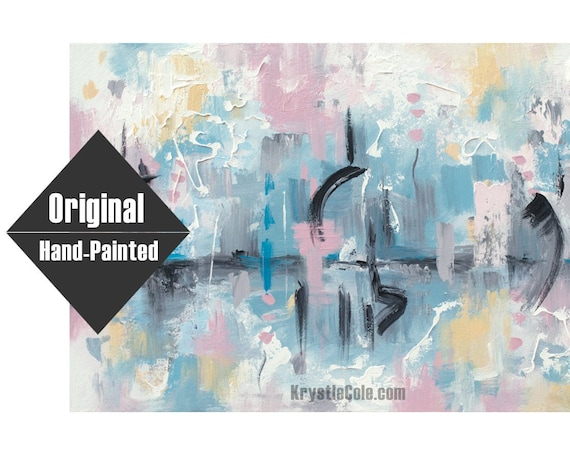 """The Possibilities are Endless Painting - 20x30"""""""