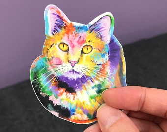 Limited Edition Cat Sticker