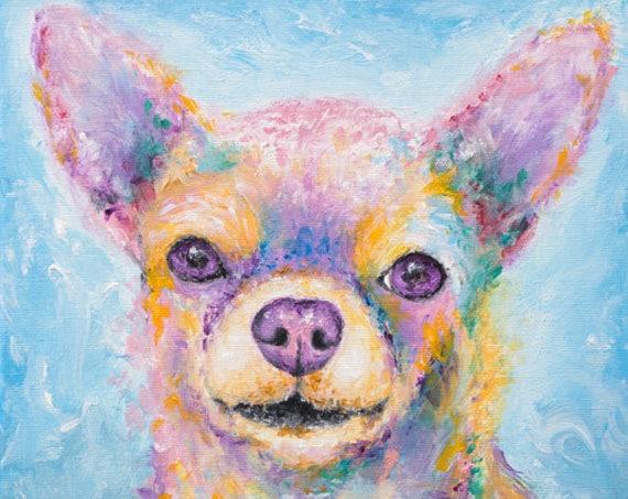 Chihuahua Print