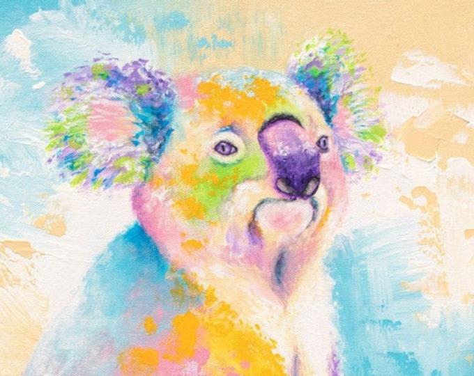 Koala Print