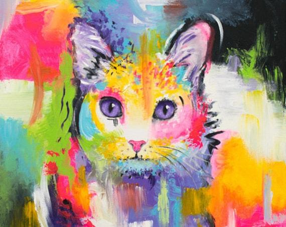 Meow Print