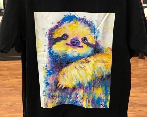 Unisex Sloth T-Shirt