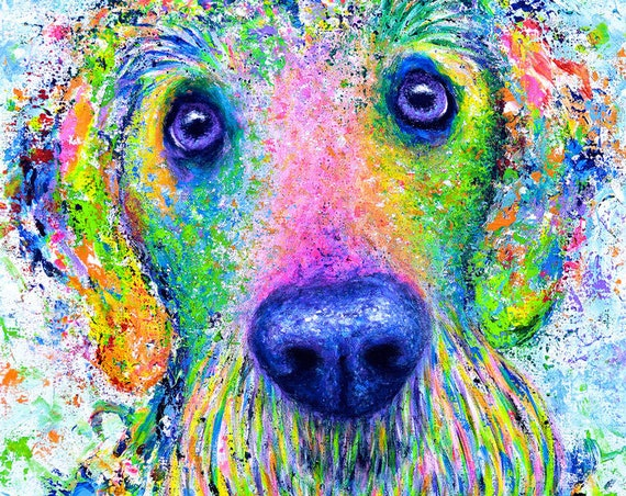Golden Doodle Downloadable Art
