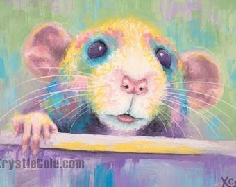 Rat Print