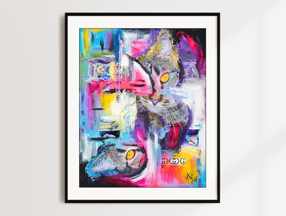Kitty Couture Print