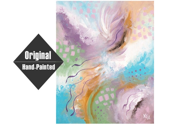 "Soul Deep Painting - 16x20"""