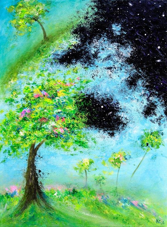 Cosmic Troposphere Print