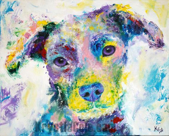 Terrier Prince Print