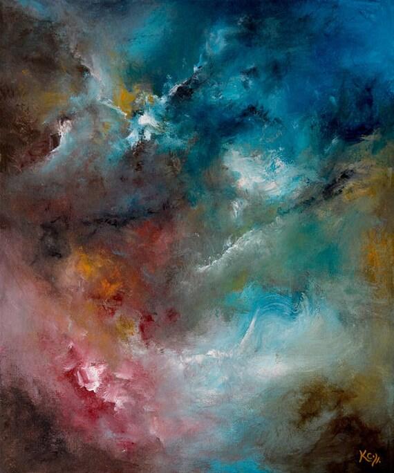 Lyrical Sojourn Painting
