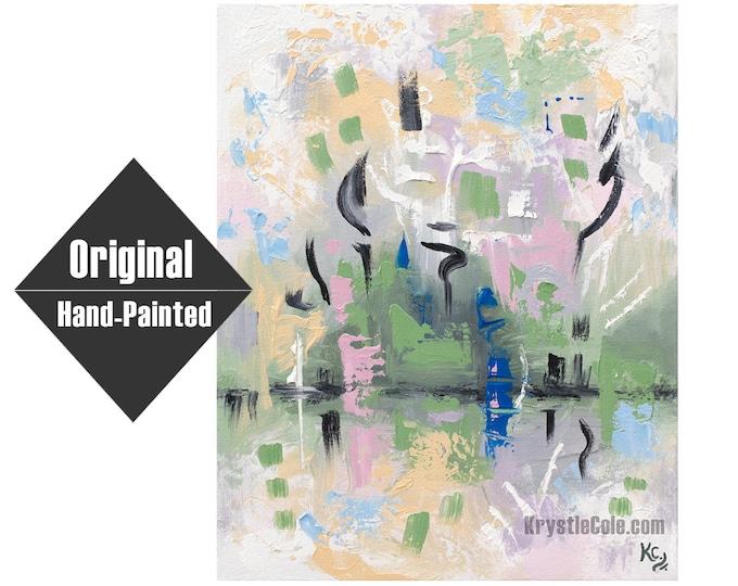 "Hope Arises Painting - 16x20"""