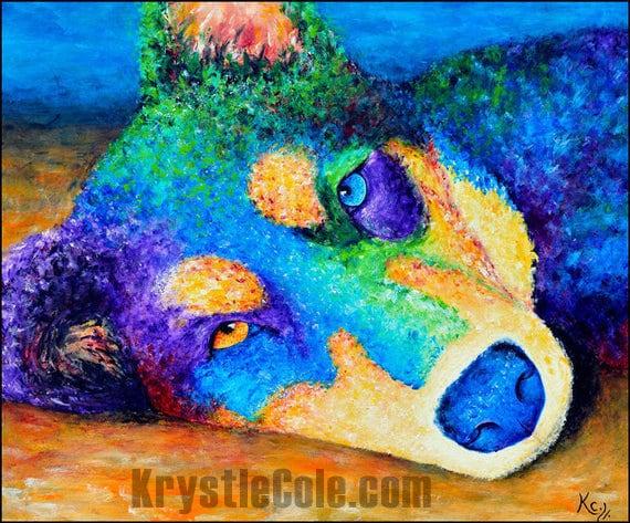 Dog Print - Xyochee