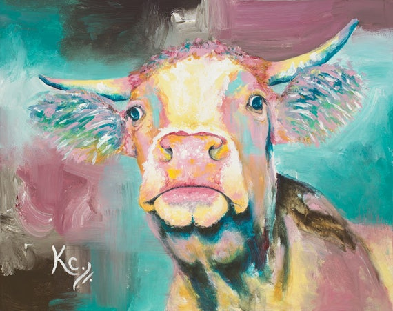 Moo Painting